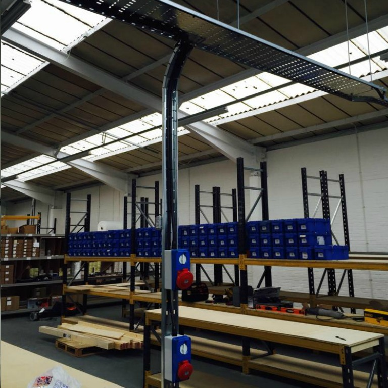Electrical Contractors in Southwest England McGuinness Group Ltd Industrial