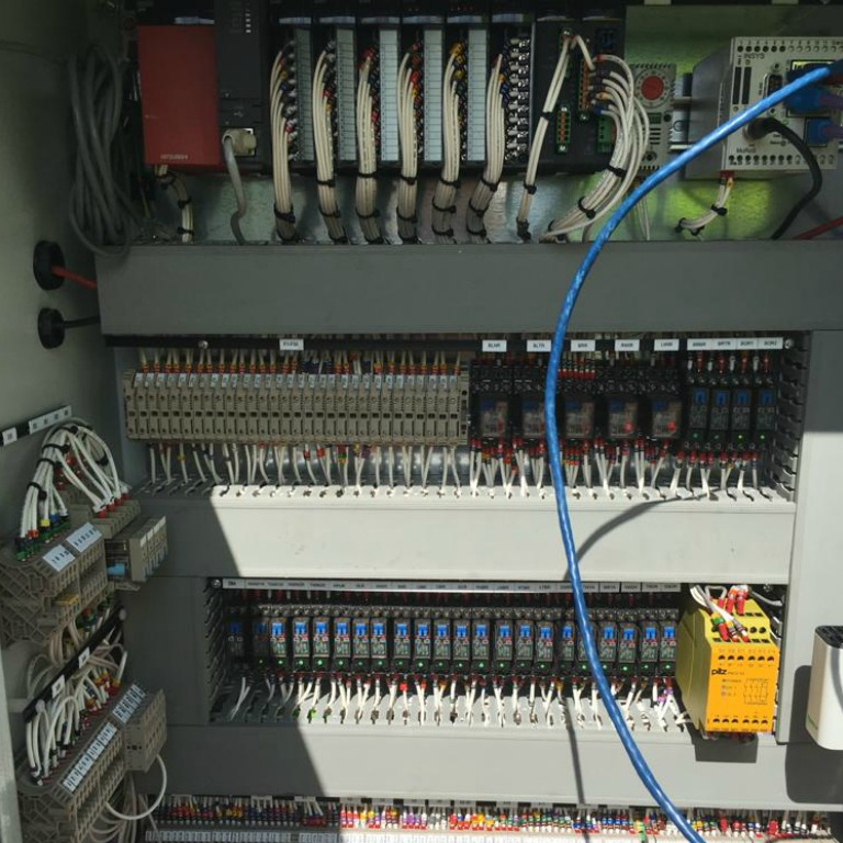 Industrial Electrical Contractors in Southwest England McGuinness Group Ltd